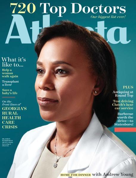 Atlanta Magazine — July 2017
