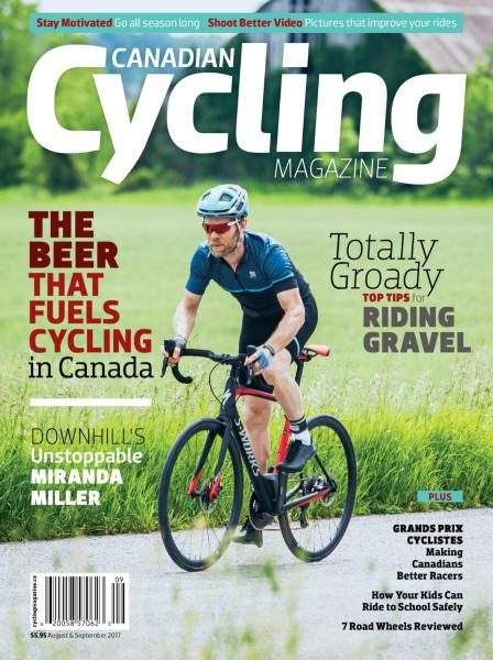Canadian Cycling — August-September 2017