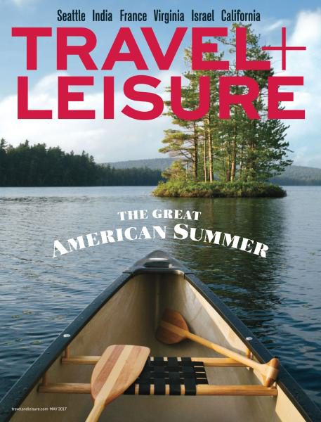 Travel+Leisure USA — May 2017