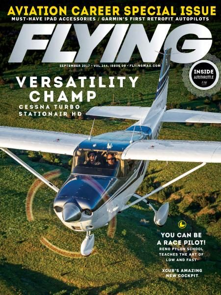 Flying USA — September 2017