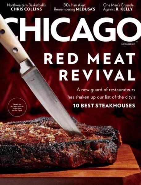 Chicago Magazine — November 2017