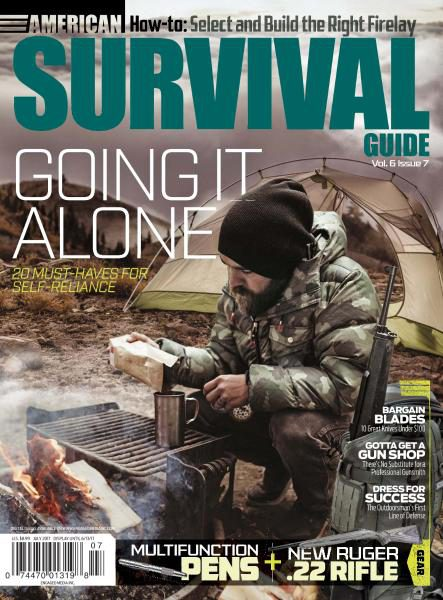 American Survival Guide – July 2017