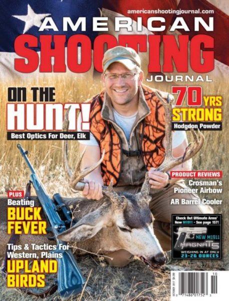 American Shooting Journal — October 2017