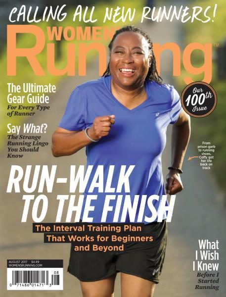 Women's Running USA — August 2017