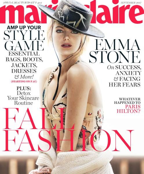 Marie Claire USA — September 2017