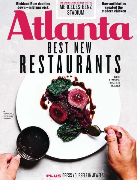 Atlanta Magazine — September 2017