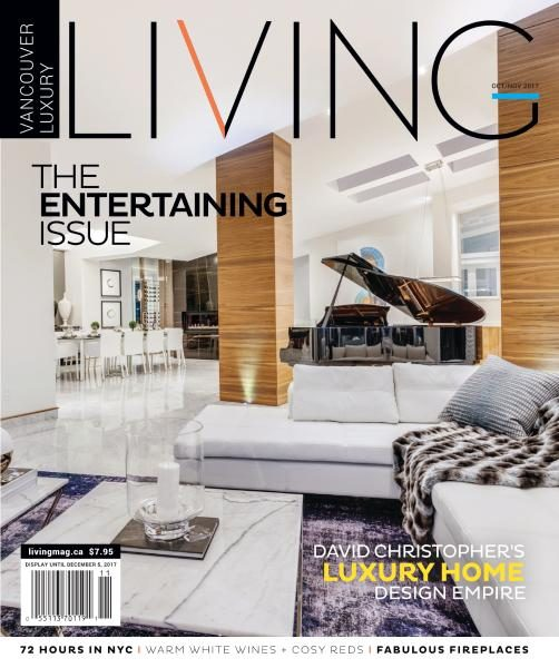 Vancouver Luxury Living — October 2017