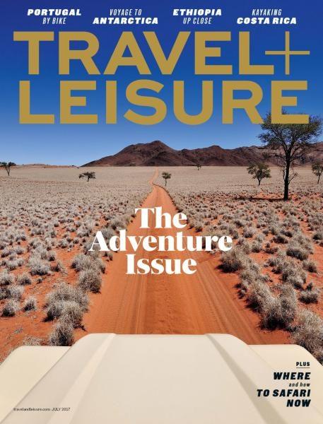 Travel+Leisure USA — July 2017