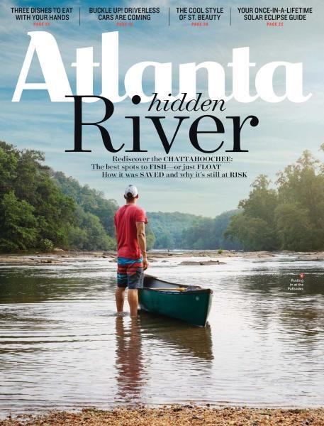 Atlanta Magazine — August 2017