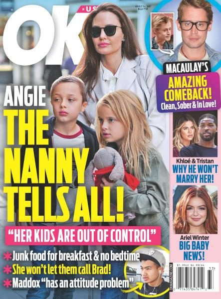 OK! Magazine USA — Issue 33 — August 14, 2017