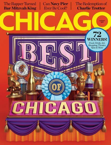 Chicago Magazine — August 2017