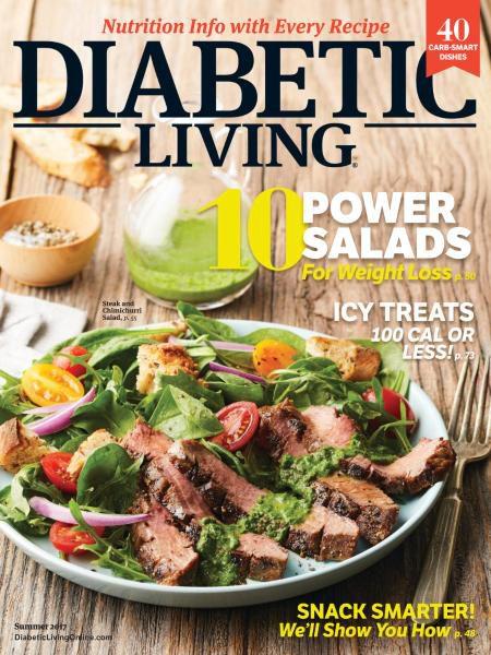 Diabetic Living USA — Summer 2017