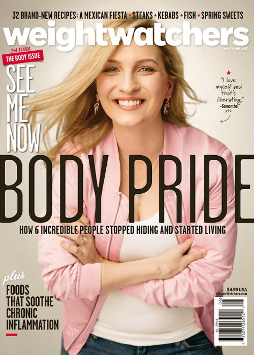Weight Watchers USA MayJune 2017