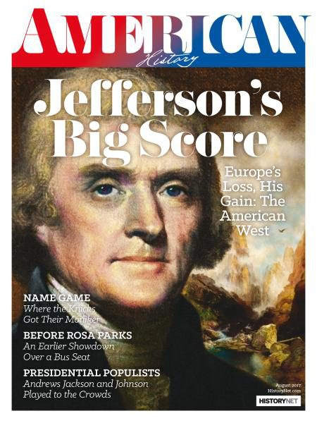 American History – August 2017