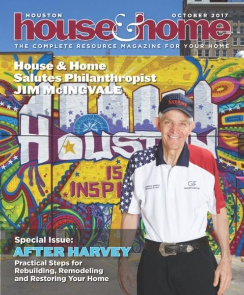 Houston House & Home — October 2017