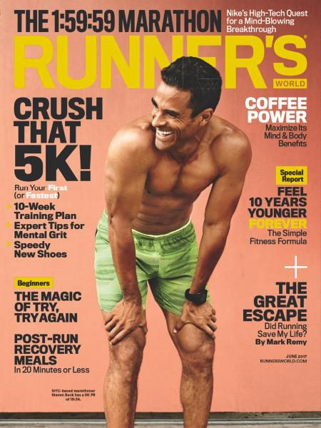 Runner's World USA – June 2017