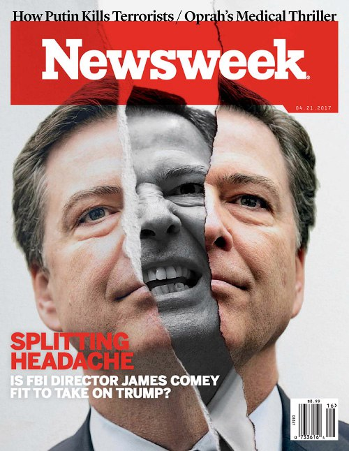 Newsweek USA April 21 2017
