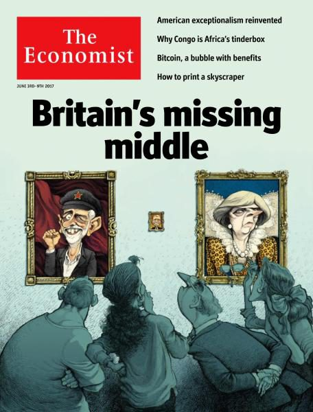 The Economist USA — June 3, 2017
