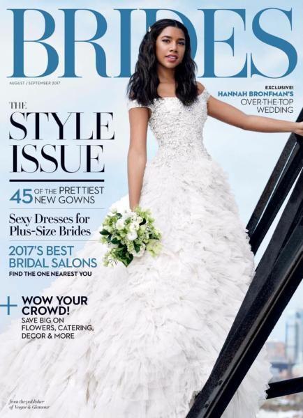 Brides USA — August-September 2017