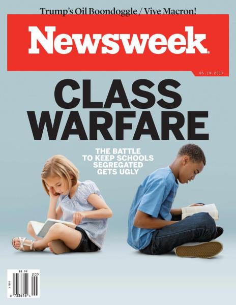 Newsweek USA – May 19, 2017