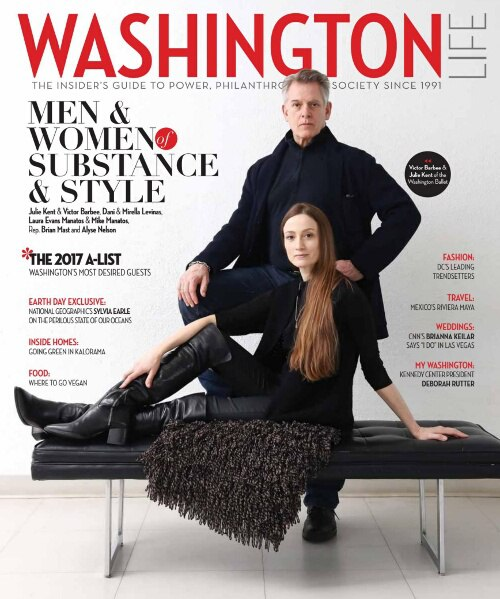 Washington Life – April 2017