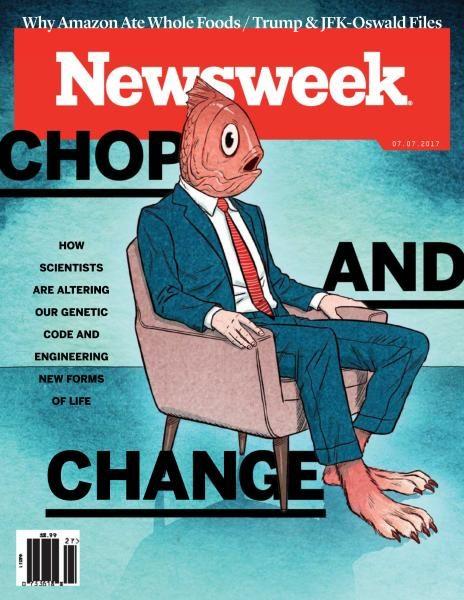 Newsweek USA — July 7, 2017