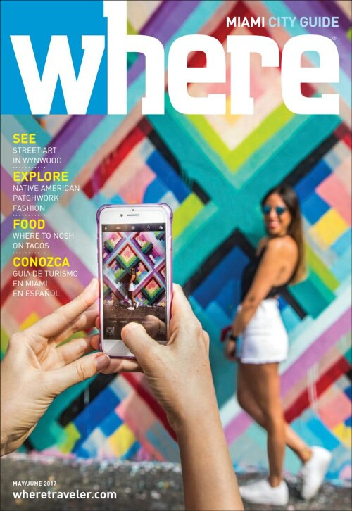 Where – Miami City Guide – May-June 2017
