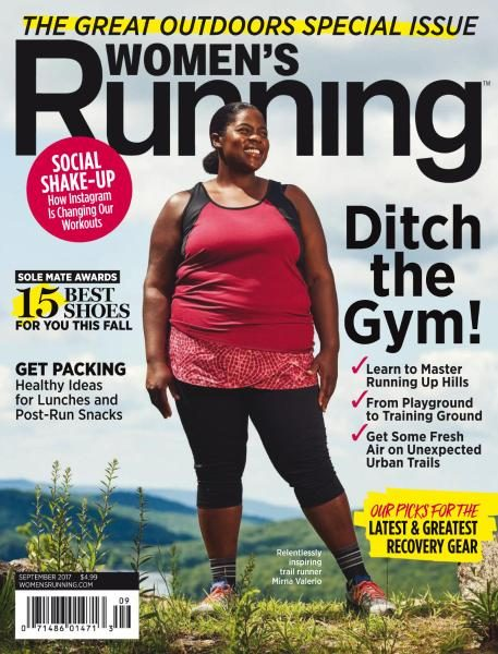 Women's Running USA — September 2017