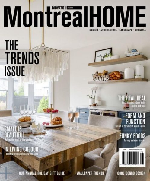 Montreal Home — Trends 2017