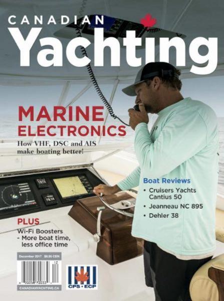 Canadian Yachting — December 2017