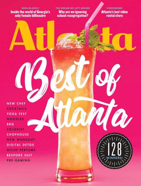 Atlanta Magazine — December 2017