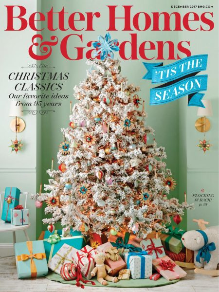 Better Homes & Gardens USA — December 2017