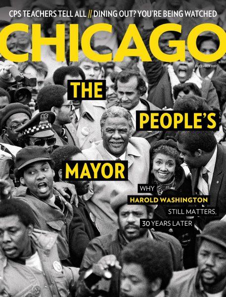 Chicago Magazine — December 2017