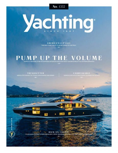 Yachting USA — December 2017