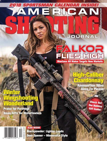American Shooting Journal — December 2017