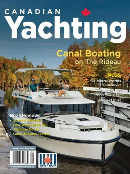 Canadian Yachting — February 2018
