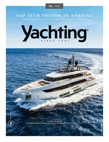 Yachting USA — January 2018