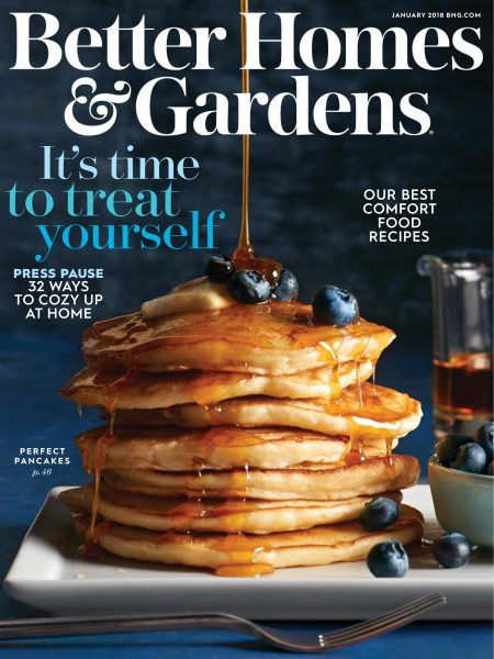 Better Homes & Gardens USA — January 2018