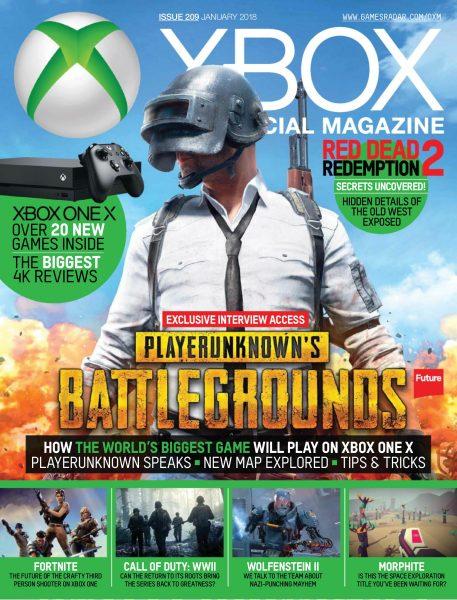 Official Xbox Magazine USA — February 2018