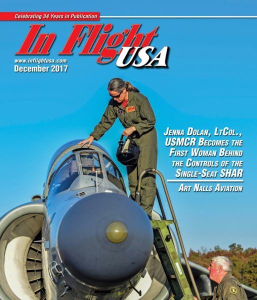 In Flight USA — December 2017