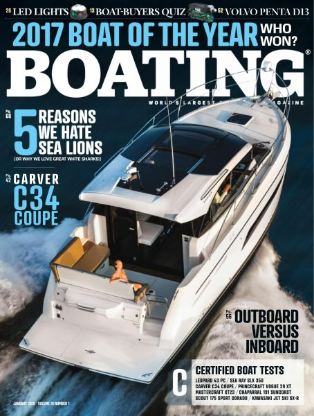 Boating USA — January 2018