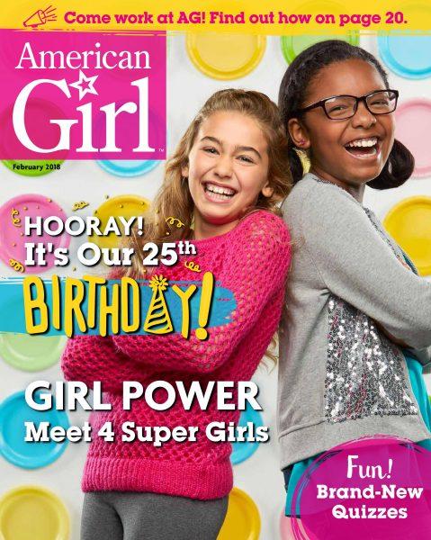 American Girl — February 2018