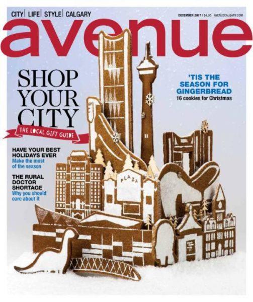 Avenue Calgary — December 2017