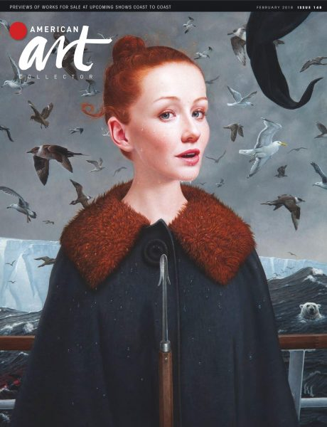 American Art Collector — February 2018