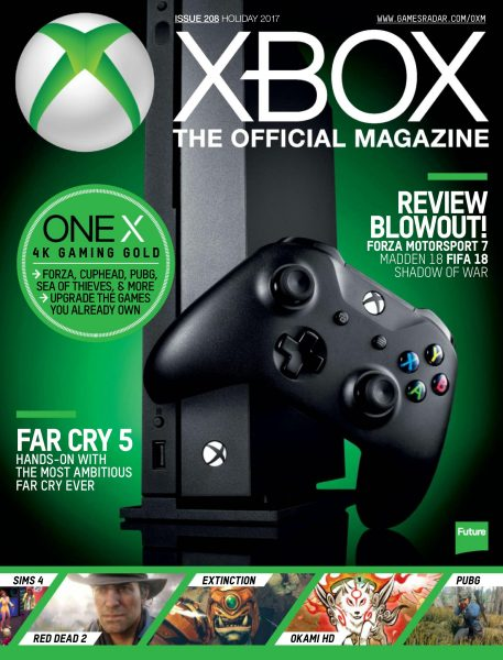 Official Xbox Magazine USA — Holiday 2017