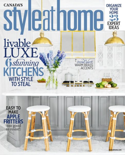 Style At Home Canada — March 2018