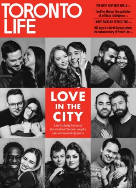 Toronto Life — February 2018