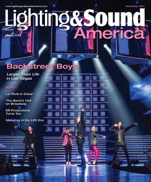 Lighting & Sound America — December 2017
