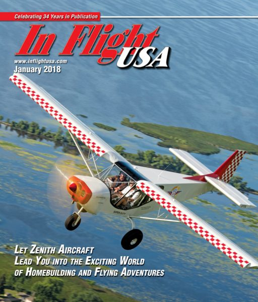In Flight USA — January 2018