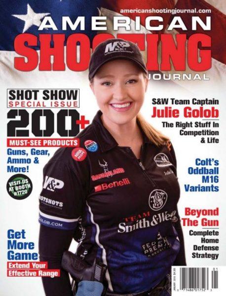 American Shooting Journal — January 2018